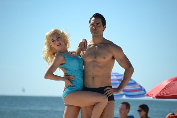 Bigger Movie - Julianne Hough and Tyler Hoechlin