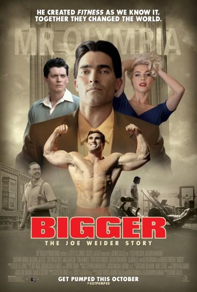 Bigger Movie Poster