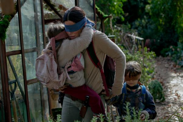 Bird Box Movie 2018 - netflix
