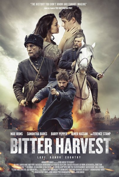 Bitter Harvest Movie Poster