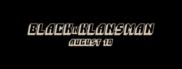 BlacKkKlansman Movie