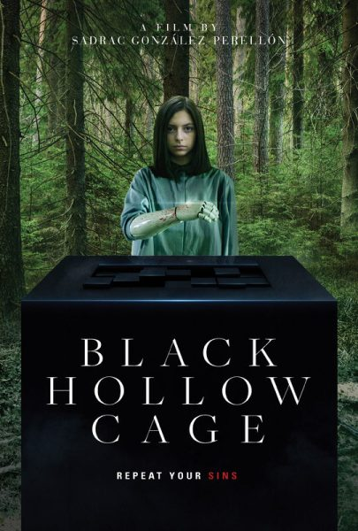 Black Hollow Cage Film Poster