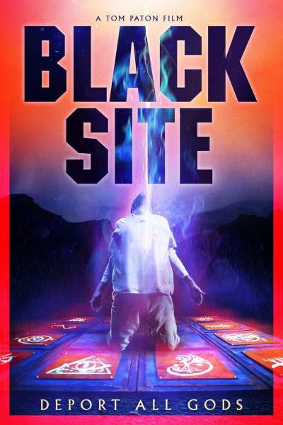 Black Site New Poster