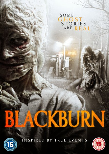 Blackburn UK DVD COver