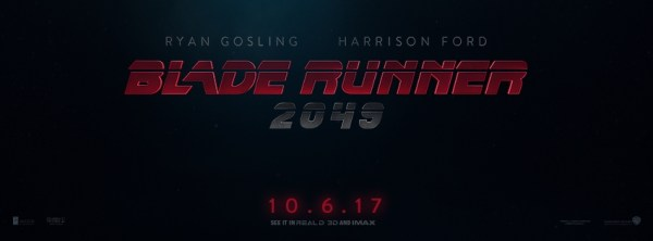 Blade Runner 2 Movie