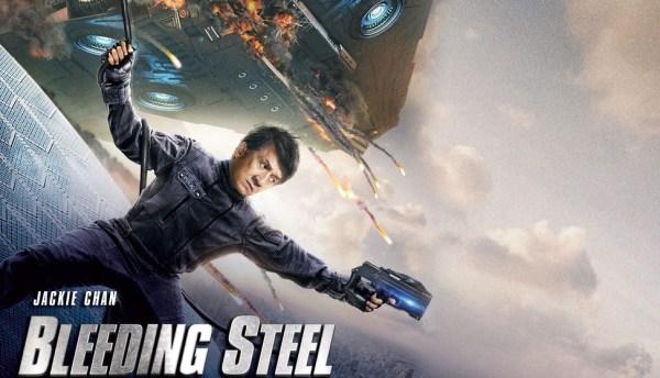 Bleeding Steel Film - Jackie Chan