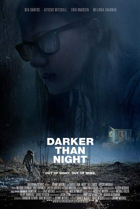 Blindsided - Darker Than Night Poster