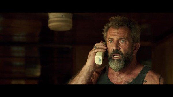 Blood Father 2016 Movie - Mel Gibson