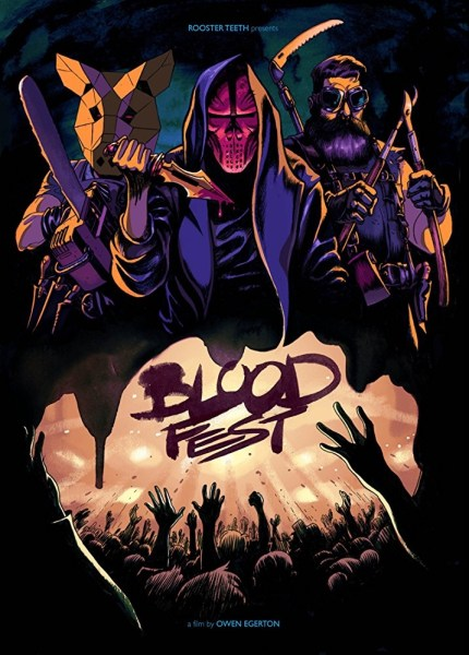 Blood Fest Movie Poster
