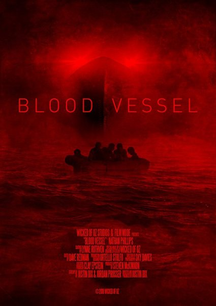 Blood Vessel Movie Poster