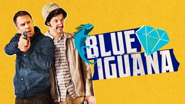 Blue Iguana Movie