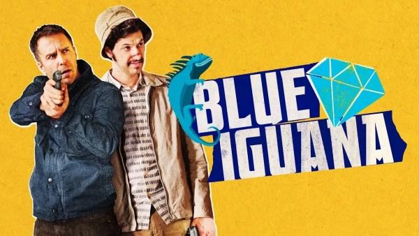 Blue Iguana Movie