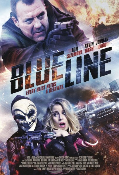 Blue Line Movie Poster