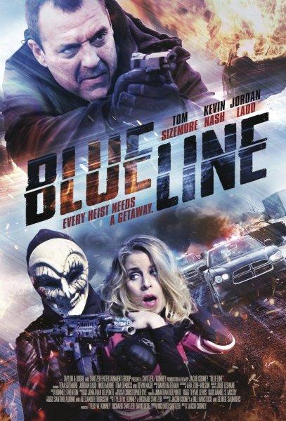 Blue Line Movie Poster