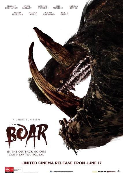 Boar New Film Poster