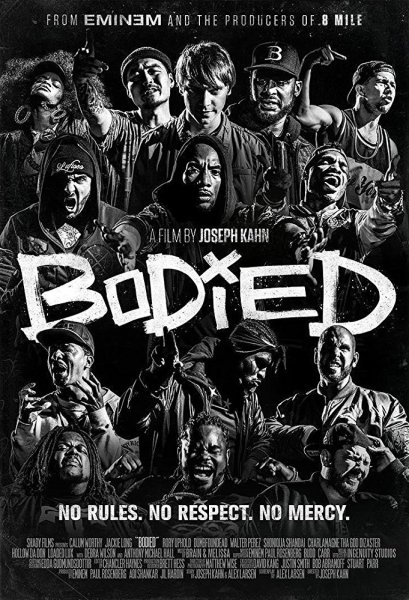 Bodied Movie Poster