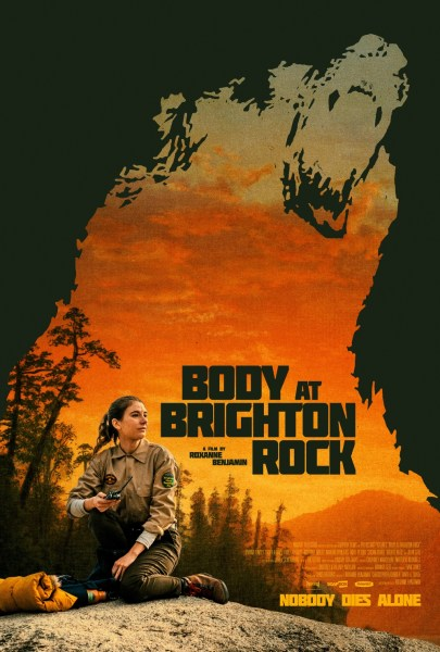 Body At Brighton Rock New Movie Poster