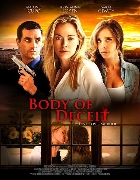 Body Of Deceit Mvoie Poster