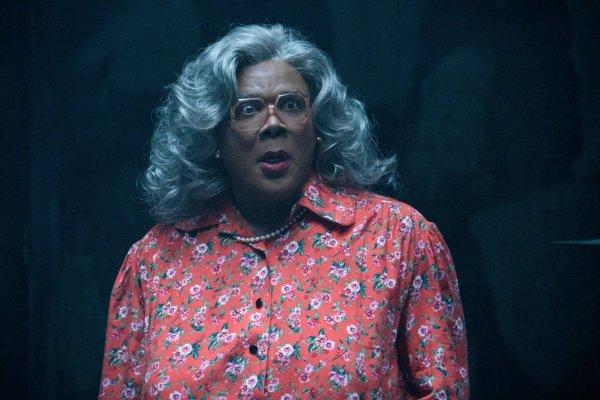 Boo 2 A Madea Halloween Movie