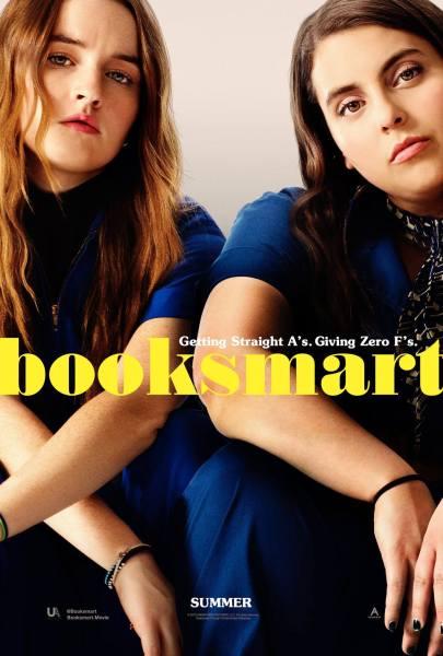 Booksmart Movie Poster