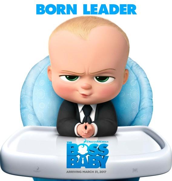 Boss Baby Teaser