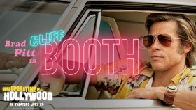 Brad Pitt Is Cliff Booth Once Upon A Time In Hollywood