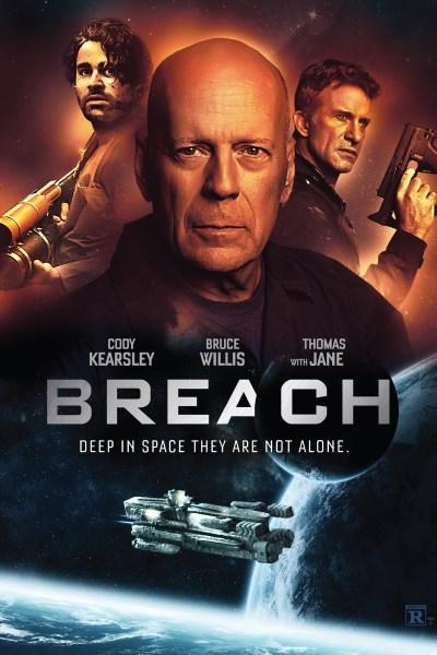 Breach Movie Poster 2020