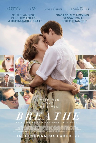 Breathe New International Poster