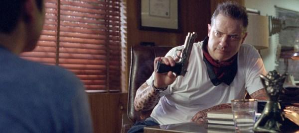 Brendan Fraser Line Of Descent Movie