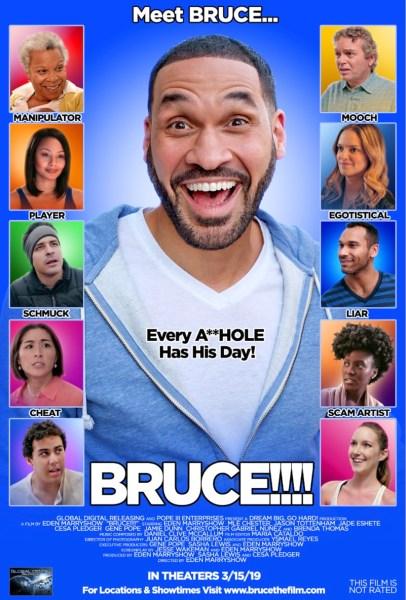 Bruce Movie Poster