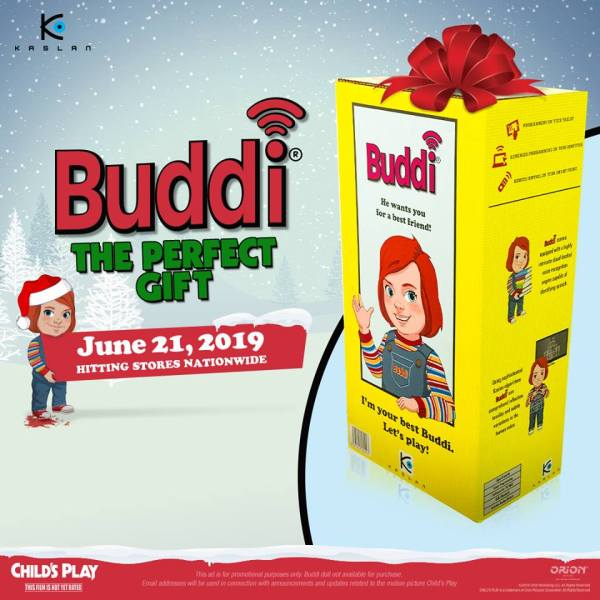 Buddi Child's Play