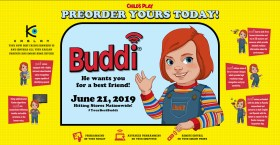 Buddi Preorder Child's Play