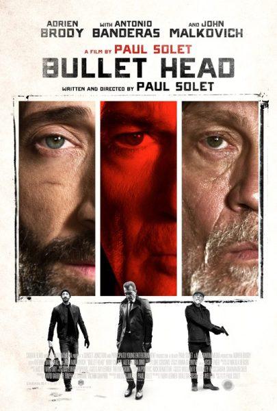 Bullet Head Movie Poster