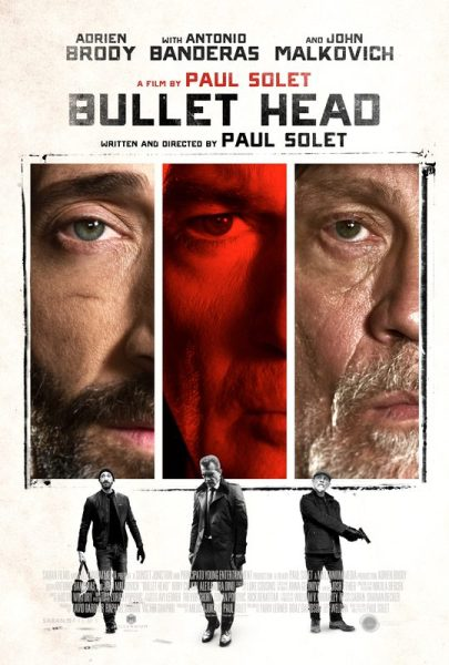 Bullet Head Movie Poster