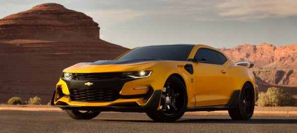 Bumblebee - Alt Mode - Transformers 5 The Last Knight