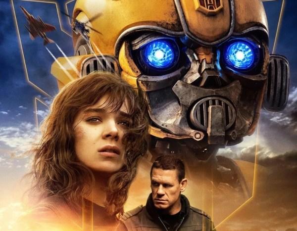 Bumblebee Transformers 6 Movie 2018