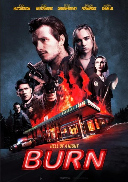 Burn New Film Poster