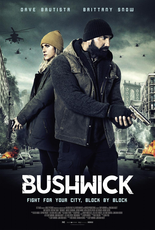 Bushwick Teaser Trailer