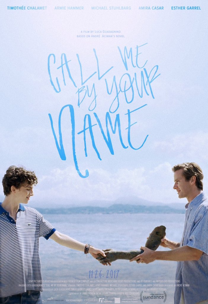 Call Me by Your Name | Teaser Trailer