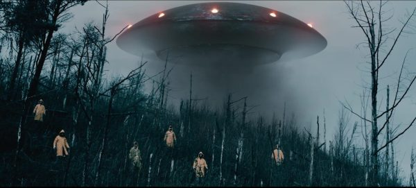 Canaries Movie UFO