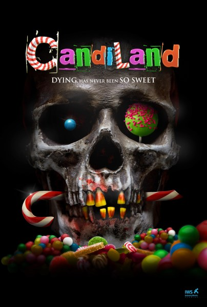 Candiland New Poster