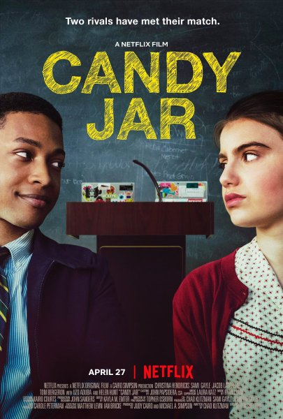 Candy Jar Film Poster