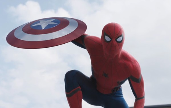 Captain America 3 Civil War - Spider-Man
