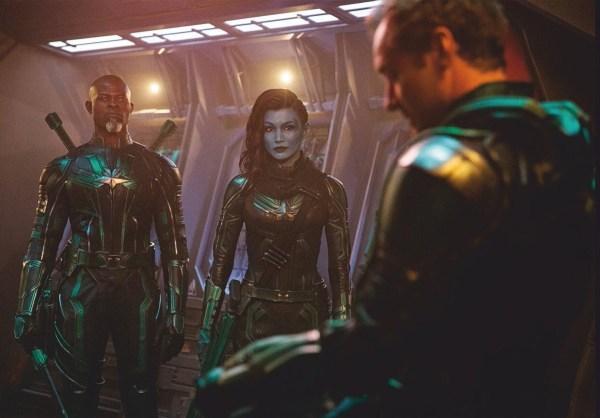 Captain Marvel Jude Law