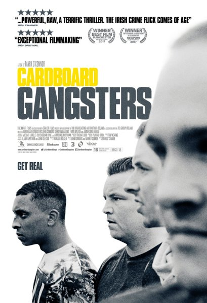 Carboard Gangsters Movie New Poster
