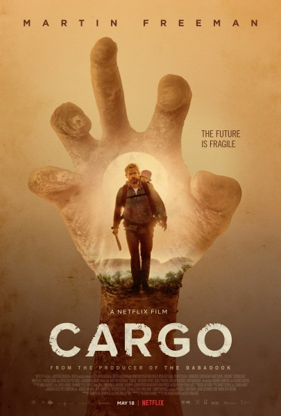 Cargo New Movie Poster
