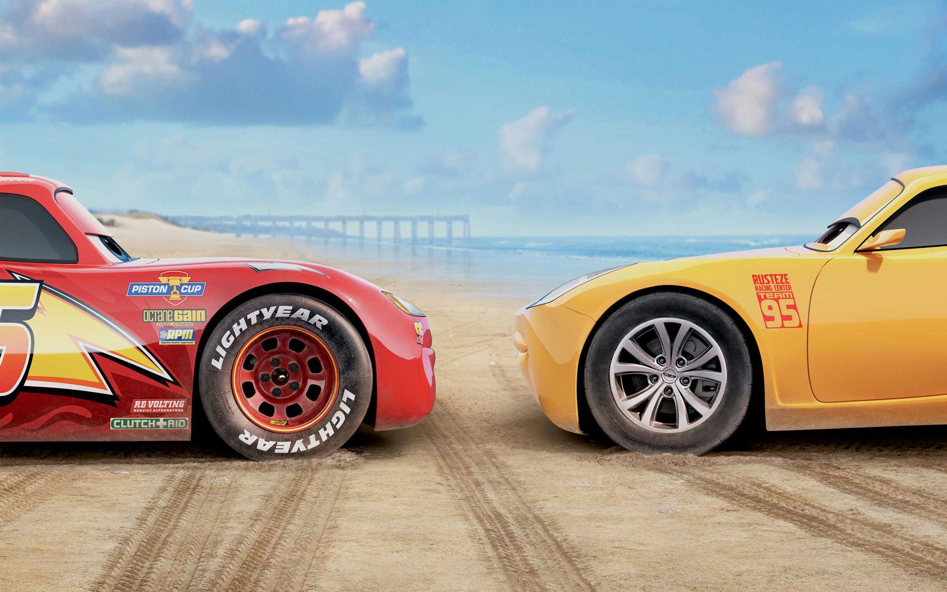 Trailer of Disney Pixar\'s Cars 3 : Teaser Trailer