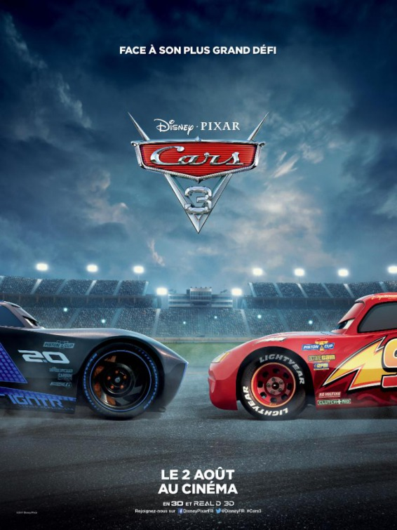 Cars 3 (2017) Movie Download In Hindi Dubbed 300MB – Worldfree4u