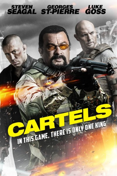 Cartels Movie Poster