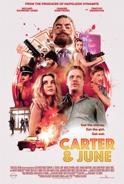 Carter And June Movie Poster